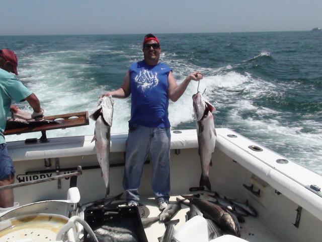 Welcome to long island fishing magazine your online for Charter fishing boats long island